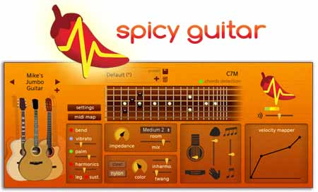 Recommendation for a good free MIDI Guitar Plugin | The